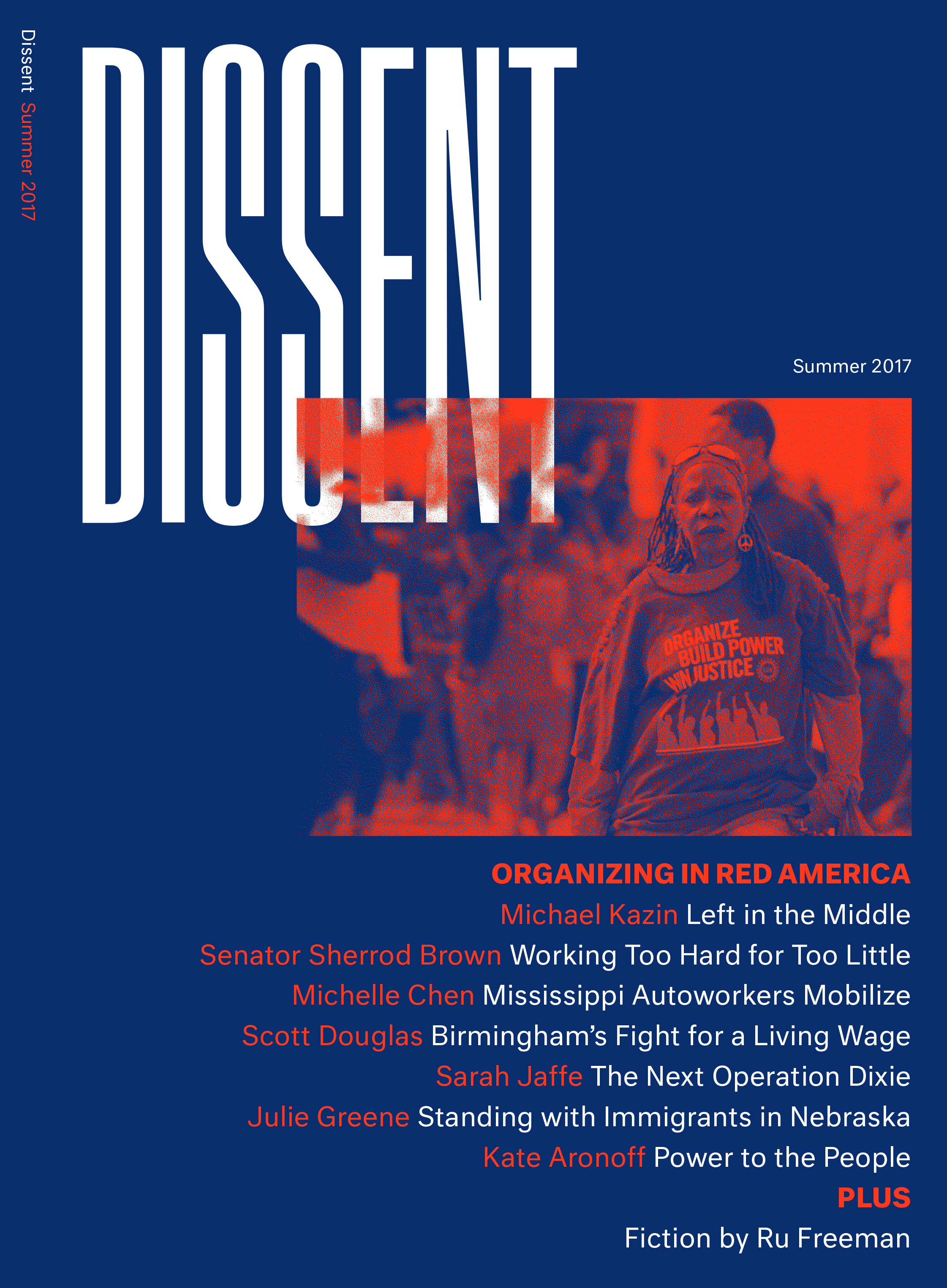 Image result for dissent journal